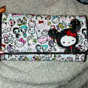 Tokidoki x Hello Kitty Wallet